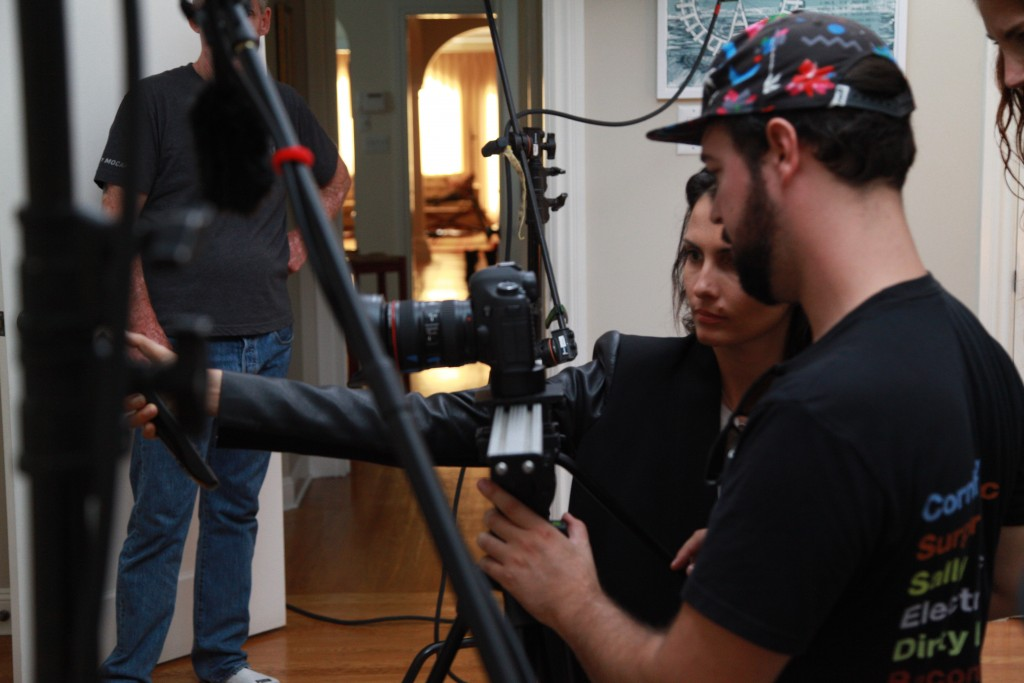BTS Healthiest video shoot - Unleashed Productions